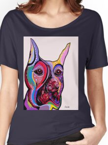 DOBERMAN Women's Relaxed Fit T-Shirt