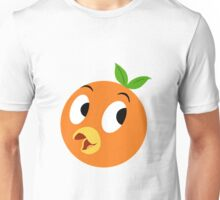 Lil Orange Bird Unisex T-Shirt