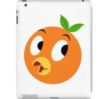 Lil Orange Bird iPad Case/Skin