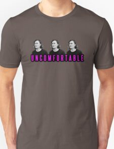 Uncomfortable- Pink T-Shirt