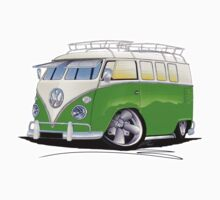 VW Splitty (11 Window) K Kids Clothes