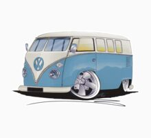 VW Splitty (11 Window) M by Richard Yeomans