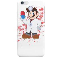 Dr Mario - Super Smash Bros iPhone Case/Skin