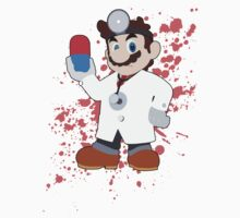 Dr Mario - Super Smash Bros by PrincessCatanna