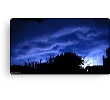Lightning 2012 Collection 129 Canvas Print