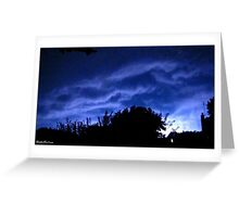 Lightning 2012 Collection 129 Greeting Card