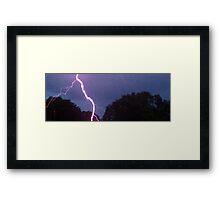 Lightning 2012 Collection 143 Framed Print