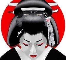 Geisha by rachels1689