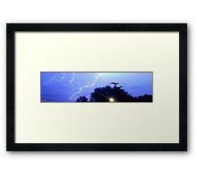 Lightning 2012 Collection 176 Framed Print