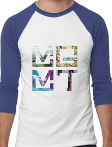 MGMT Albums Men's Baseball ¾ T-Shirt