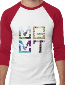 MGMT Albums Men's Baseball ¾ T-Shirt