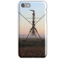 Quiet Morning On The Farm iPhone Case/Skin