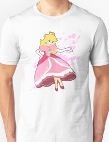 Peach - Super Smash Bros Unisex T-Shirt