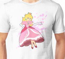 Peach - Super Smash Bros Unisex T-Shirt