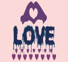 ?»?A Bleeding Passionate Love Clothing & Stickers?«? by Fantabulous