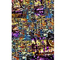 Abstract Assemblage 1 Photographic Print
