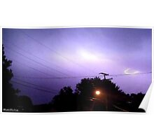 Lightning 2012 Collection 203 Poster