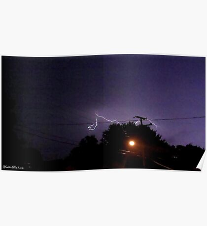 Lightning 2012 Collection 209 Poster
