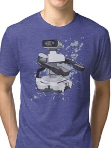 R.O.B - Super Smash Bros Tri-blend T-Shirt