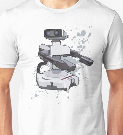 R.O.B - Super Smash Bros Unisex T-Shirt