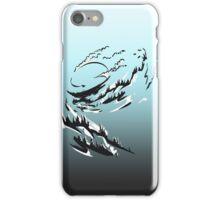 Mountain Surfing iPhone Case/Skin