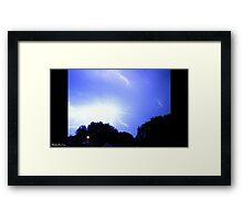 Lightning 2012 Collection 225 Framed Print
