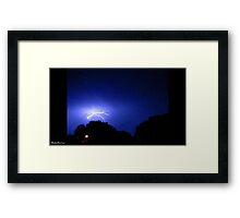 Lightning 2012 Collection 232 Framed Print