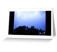 Lightning 2012 Collection 234 Greeting Card