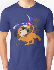 Duck Hunt Duo - Super Smash Bros T-Shirt