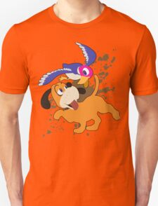 Duck Hunt Duo - Super Smash Bros Unisex T-Shirt