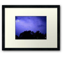 Lightning 2012 Collection 273 Framed Print