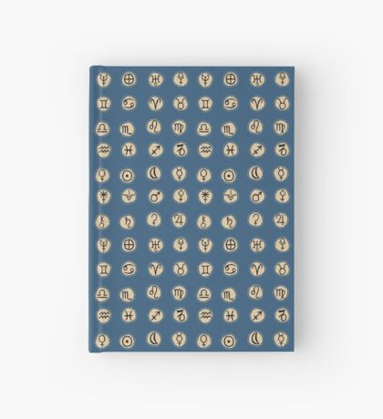 Astrology Hardcover Journal