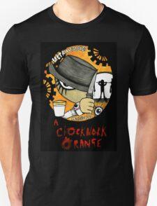 A Clockwork Orange hand drawn design T-Shirt