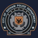 Gotham City Police - Pocket Logo by Christopher Bunye