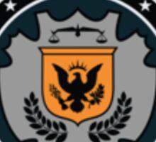 Gotham City Police - Pocket Logo Sticker
