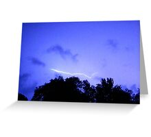 Lightning 2012 Collection 303 Greeting Card