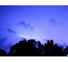Lightning 2012 Collection 303 Photographic Print