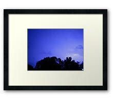 Lightning 2012 Collection 304 Framed Print