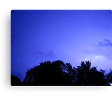 Lightning 2012 Collection 304 Canvas Print