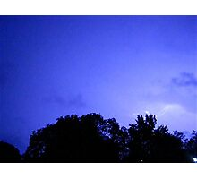 Lightning 2012 Collection 304 Photographic Print