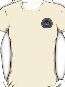 Gotham City Police Major Crimes Unit - Pocket Logo T-Shirt