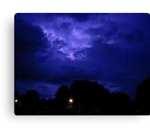 Lightning 2012 Collection 310 Canvas Print