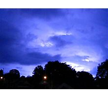 Lightning 2012 Collection 311 Photographic Print