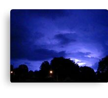 Lightning 2012 Collection 312 Canvas Print
