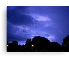 Lightning 2012 Collection 313 Canvas Print