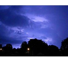 Lightning 2012 Collection 313 Photographic Print