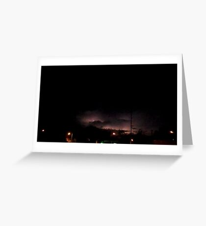 Lightning 2012 Collection 316 Greeting Card