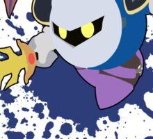 Meta Knight -   Super Smash Bros Sticker