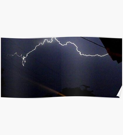 Lightning 2012 Collection 321 Poster