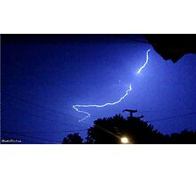 Lightning 2012 Collection 325 Photographic Print
